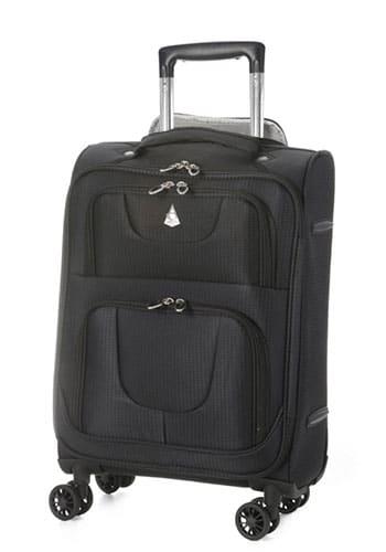 aerolite 8 rad leichtgewicht top handgep ck koffer. Black Bedroom Furniture Sets. Home Design Ideas