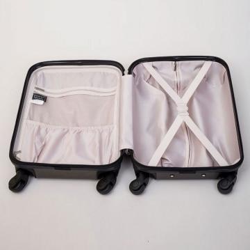 Aerolite Koffer 55 Innenansicht