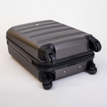Aerolite Koffer 55 Unteransicht
