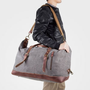 BAOSHA HB-14 Canvas Handgepäck Tasche