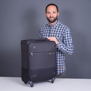 Handgepäck Koffer mit 4 Rollen