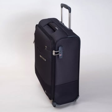 Samsonite Base Boost Spinner 55 Seitenansicht