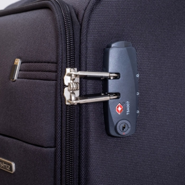 Samsonite Base Boost Spinner 55 TSA-Schloss