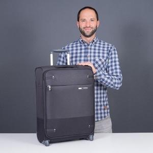 Handgepäck Koffer mit 2 Rollen