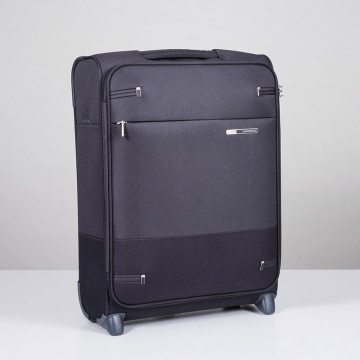 Samsonite Base Boost Upright 55 Test Vorderseite