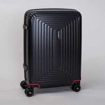 Samsonite Neopulse Spinner 55 Frontalansicht