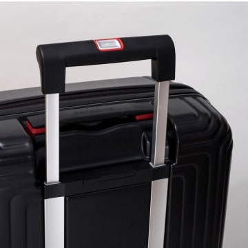 Samsonite Neopulse Spinner 55 Rückansicht Detail