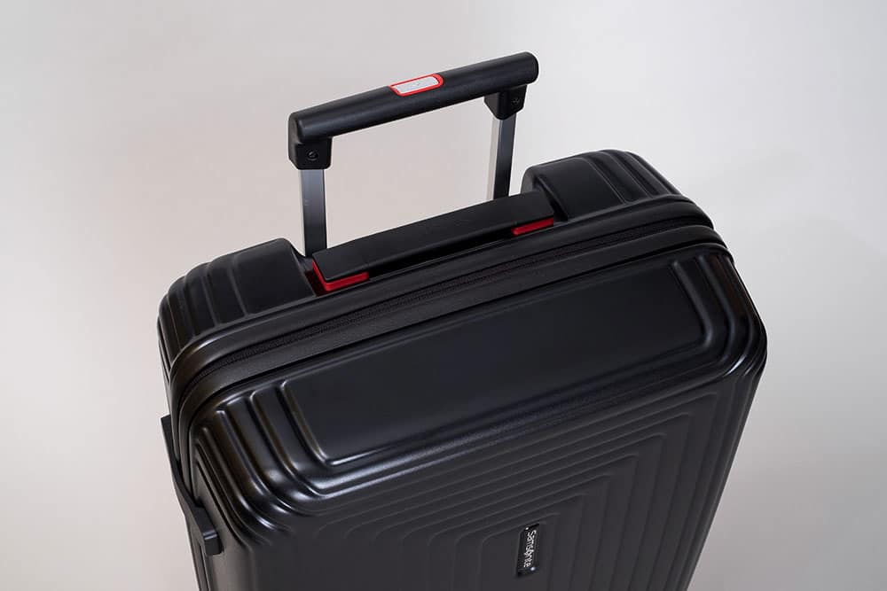 Samsonite Neopulse Test Oberseite