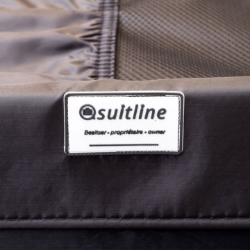 Suitline Koffer Namensschild