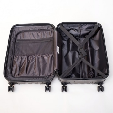 Suitline Koffer Innenansicht