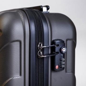 Suitline Koffer TSA-Schloss