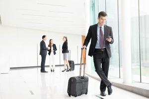 Business Trolley Handgepäck