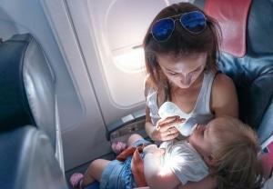 Babynahrung bei Ryanair