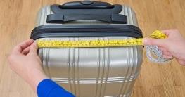 Handgepäck Maße und Gewicht