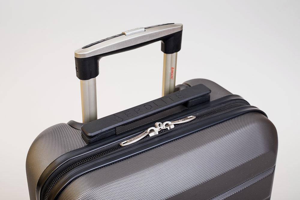 Aerolite Koffer Test Griffe