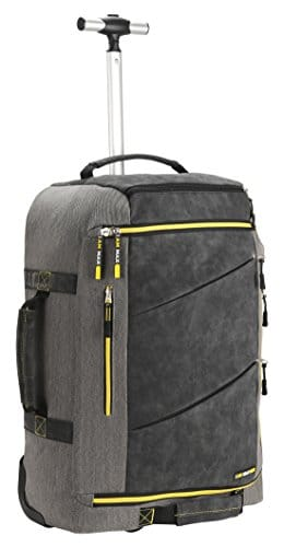 cabin max manhattan rucksack trolley top handgep ck koffer. Black Bedroom Furniture Sets. Home Design Ideas