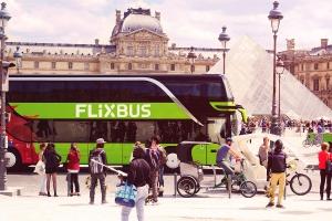Handgepäck im Flixbus