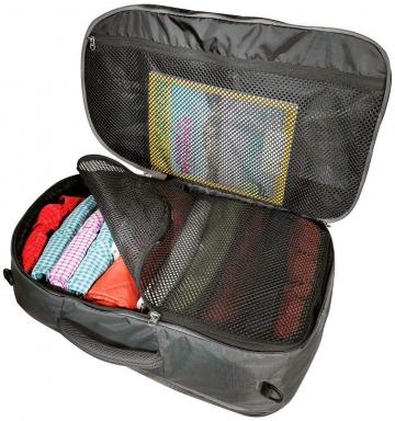 Tatonka Flightcase mit Gepäck