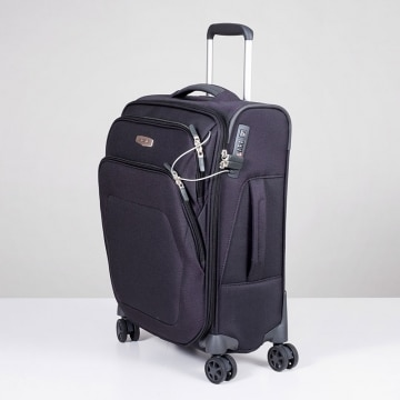 Samsonite Spark SNG 55 Test TSA-Schloss