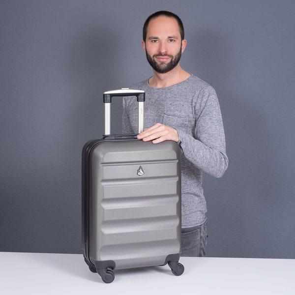 Aerolite Koffer Portrait
