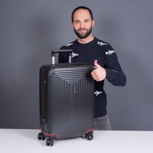 Samsonite Handgepäck Koffer Hartschale