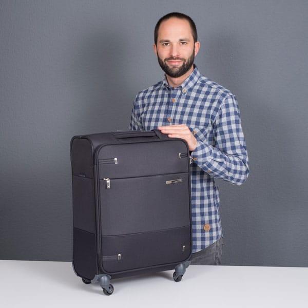 Samsonite Handgepäck Koffer Weichschale