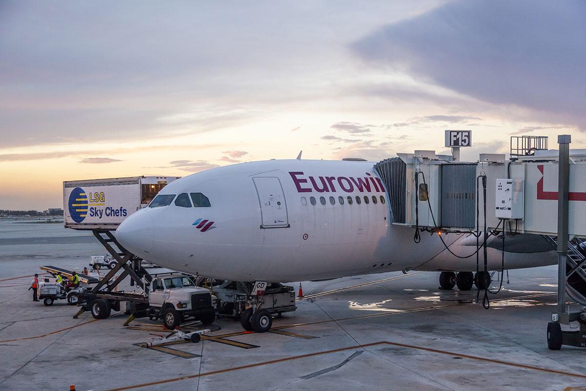 Eurowings Handgepäck 2019