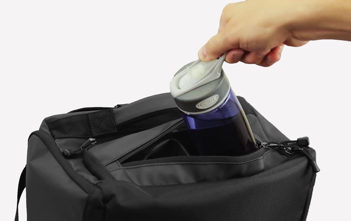 Nomatic Travel Bag Wasserflasche
