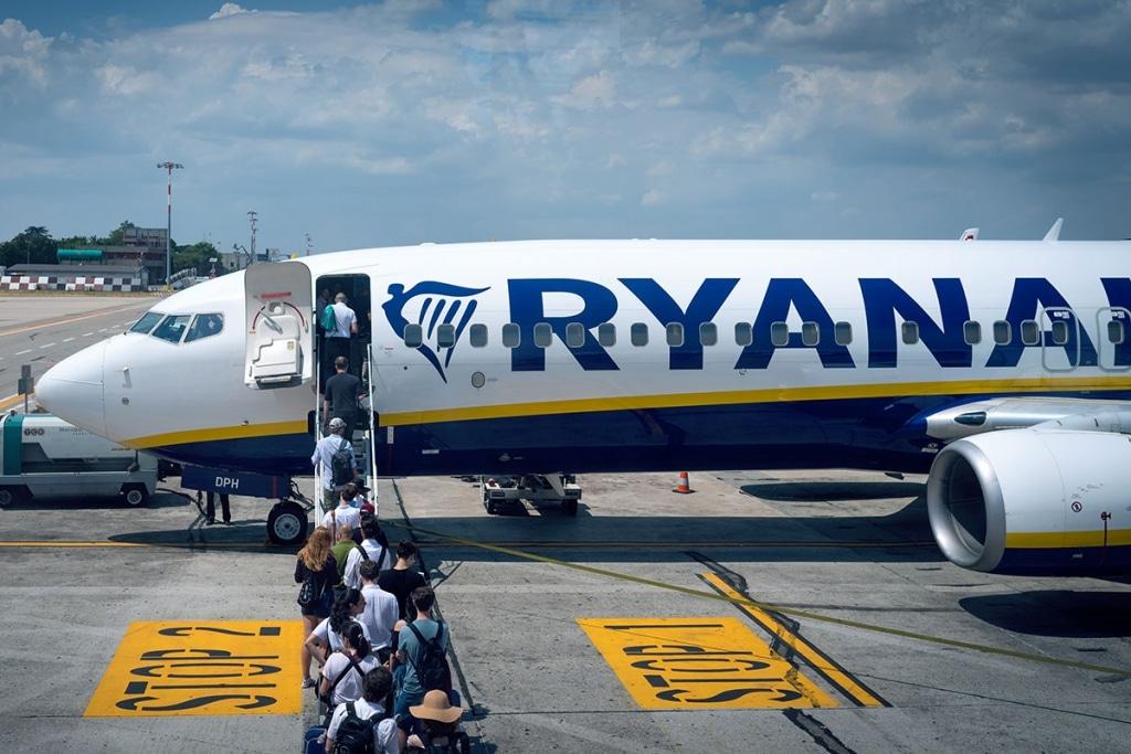 Ryanair Handgepäck Koffer 2018