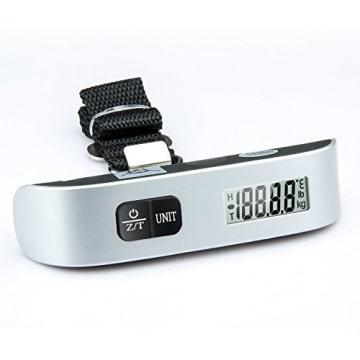 ETEKCITY - Digitale Kofferwaage für das Handgepäck