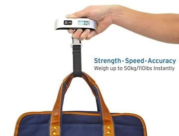 ETEKCITY - Digitale Kofferwaage bis 50kg