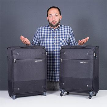 Handgepäck Koffer Beratung